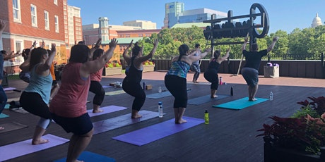 Yoga on the Terrace at Graduate Providence tickets