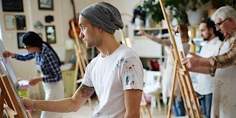 Creative Paint Workshop tickets