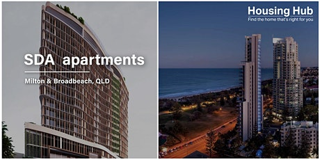 Summer Housing new QLD SDA Apartments Information Session tickets