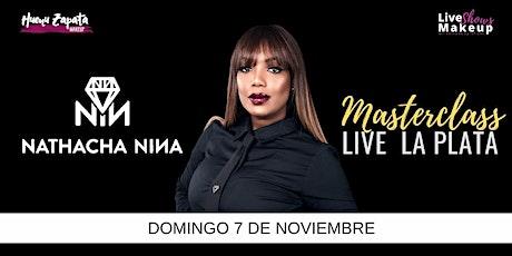 NATHACHA NINA - LA PLATA LIVE -  Huenu Zapata Make entradas
