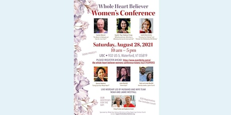 The Whole Heart Believer Women's Conference tickets