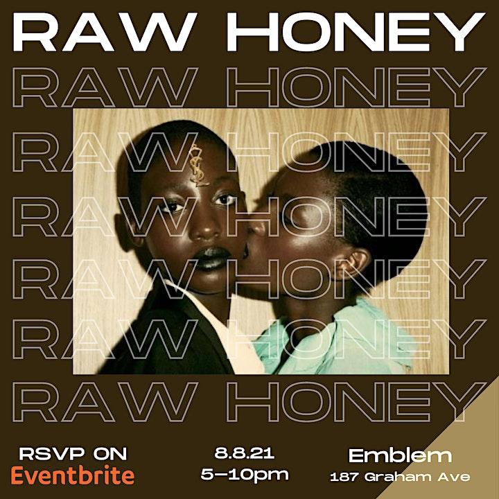 Raw Honey 8.8.21 image
