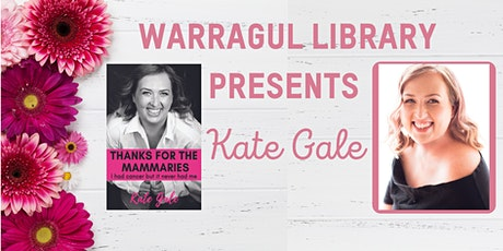 Author Visit- Kate Gale tickets