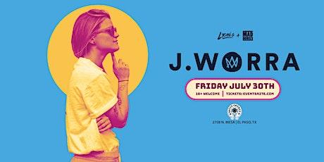J. Worra  // El Paso tickets
