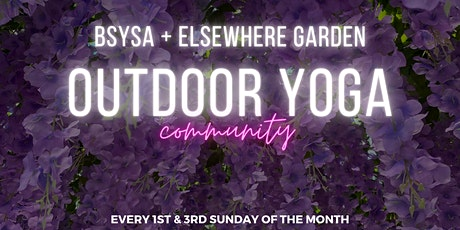 Outdoor Yoga at Elsewhere tickets
