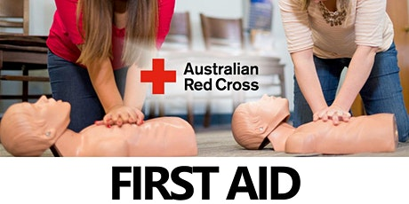 Red Cross First Aid Training in Mt Beauty tickets