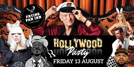Hollywood Party tickets