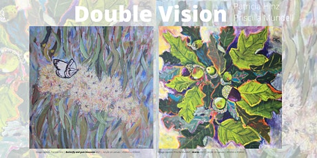 Double Vision Exhibition Opening tickets