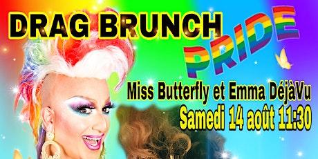 Drag Brunch Pride Édition tickets