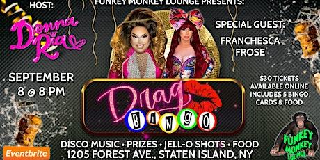 Drag Queen Bingo at Funkey Monkey Lounge tickets