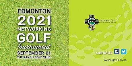 CFAR Society's 2021 Networking Golf Tournament - EDMONTON tickets