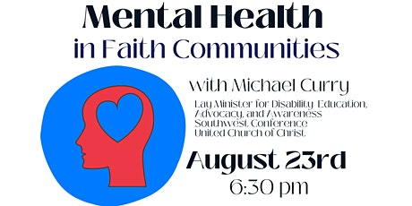 Mental Health and Your Faith Community tickets