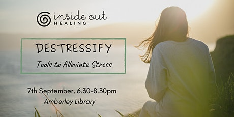 Destressify - Amberley tickets