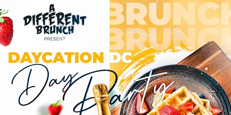 DAYCATION DC : BRUNCH & DAY PARTY tickets