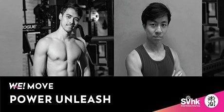 WE! MOVE - Power Unleash (Movement Session) tickets