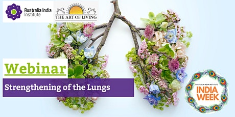 Strengthening of the Lungs tickets