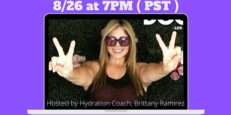 Holistic Water Demonstration LIVE on Zoom tickets