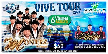 MONTEZ DE DURANGO tickets