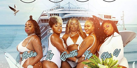 All White Leo Boat Party tickets