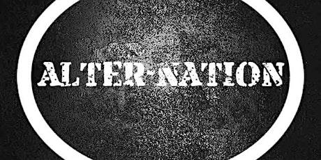 Alter-Nation en spectacle au Bar la zone  132 billets