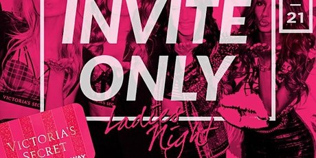 """The Official Victoria Secret """"Ladies Night""""  (Gift Card Giveaway Party) tickets"""