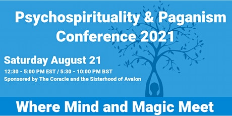 Psychospirituality and Paganism Conference tickets