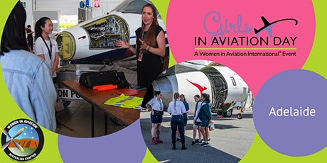 Girls in Aviation Day - Adelaide tickets