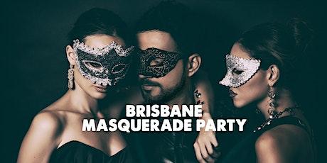 BRISBANE MASQUERADE PARTY | FRI AUGUST 20 tickets