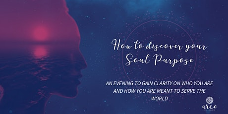 DISCOVERING YOUR SOUL PURPOSE tickets