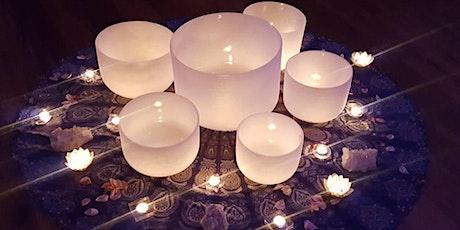 Candlelight Mantra Sound Healing with Gayatri and Tina tickets