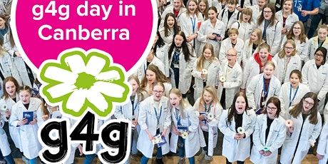 g4g  DAY @ CANBERRA 2021 tickets