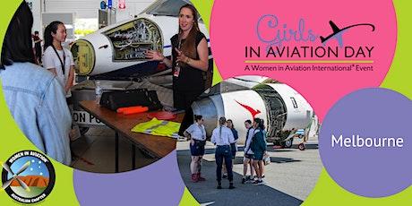 Girls in Aviation Day - Melbourne tickets