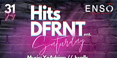 HitsDFRNT Saturdays @ Enso Nightclub BIGGEST REGGAETON  & HIP HOP PARTY!! tickets