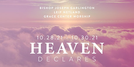 Heaven Declares 2021 tickets