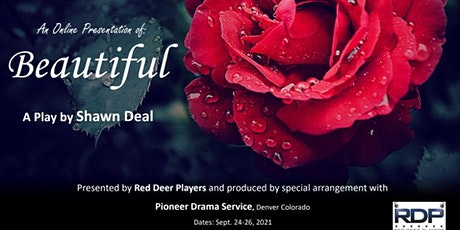 Beautiful by Shawn Deal an online theatrical experience for the senses tickets