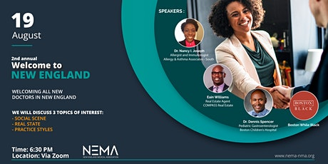 2nd Annual Welcome to NEMA - Online Event tickets