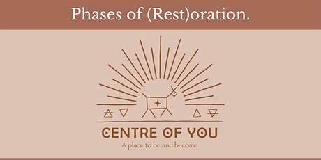 Phases of (Rest)oration - Restorative Yoga tickets