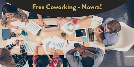 Free Coworking - Nowra! tickets