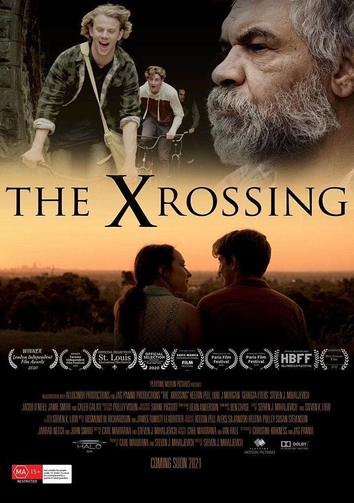 The XROSSING image