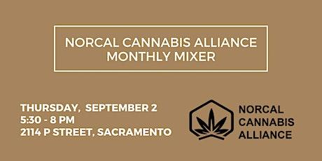 NorCal Cannabis Alliance Mixer tickets