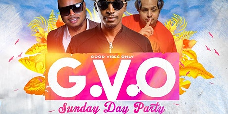 Good Vibes Only Sundays Day Party - Reggae, Afrobeat and Hip hop - Houston tickets