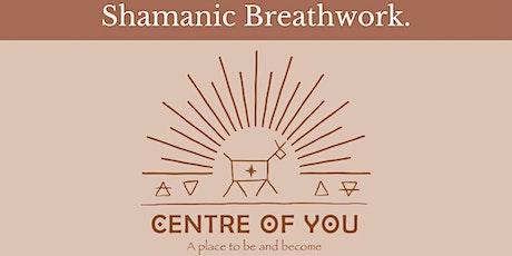 Shamanic Breathwork with Frankie tickets