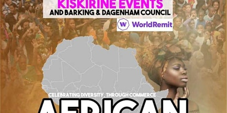 AFRICANSHOWCASEMARKET/FESTIVAL 2021 tickets