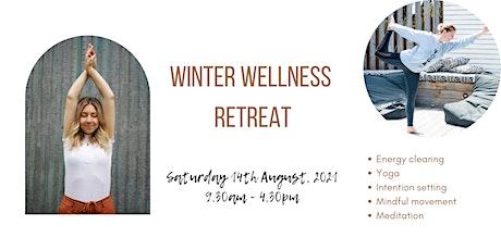 Winter Wellness Retreat tickets