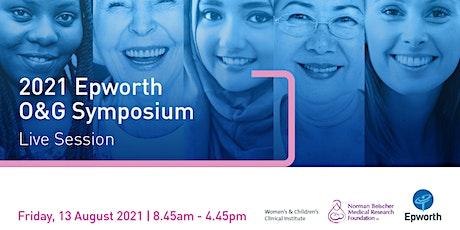 Epworth  Healthcare 2021 Obstetrics & Gynaecology Symposium tickets
