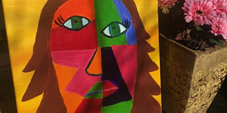 Draw a Picasso Style Portrait tickets