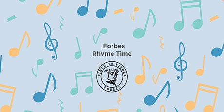 Forbes Library Birth to Kinder Rhyme Time tickets
