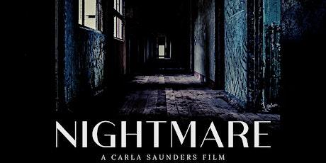 THE SCREENING OF THE SHORT FILM, NIGHTMARE tickets