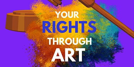 Your Rights Through Art - Workshop 2 tickets