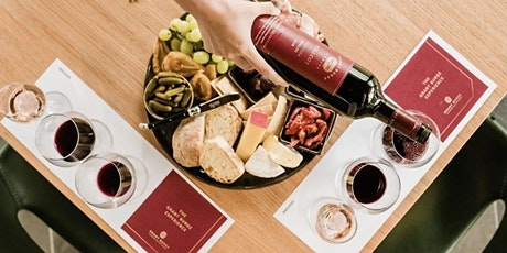 TASTE THE BAROSSA | WINE TASTING & CHEESE PAIRING EXPERIENCE tickets